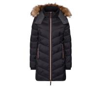 Mantel 'Thinsulate' schwarz