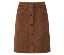 Rock 'sunny Short CLR Wide Cord Skirt'