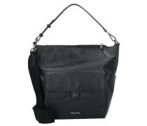 Handtasche 'ninetysix' schwarz