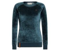 Sweatshirt 'Mackin da Hoes' dunkelgrün