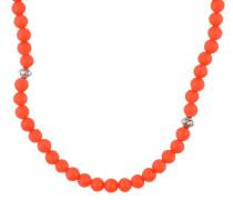 Halskette 'Hot Eenl10349K420' dunkelorange