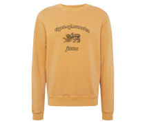 Sweatshirts 'Tana O' senf