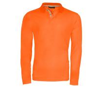 Poloshirt 'jib' orange