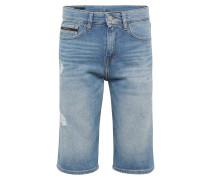 Jeans Shorts 'slim - Sydney Blue Dstr CM'