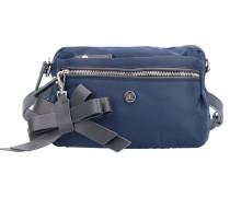 Minibag 'All Around' 22 cm blau / dunkelgrau