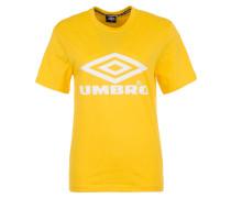 T-Shirt Damen gelb