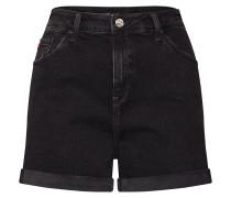 Shorts 'Ella' black denim