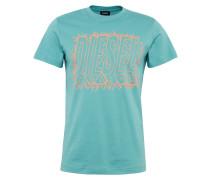 T-Shirt 't-Diego-Sl Hemd' türkis