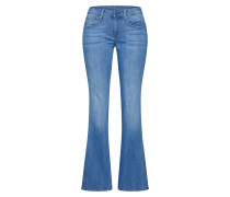 Jeans '3301 Mid Skinny Bootcut Wmn'