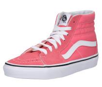 Sneaker 'UA SK8-Hi' pink / weiß