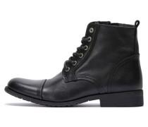 SELECTED HOMME Elegante Stiefel Leder schwarz