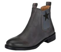 Chelsea Boot 'julia' mit schwarzem Stern