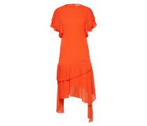 Kleid dunkelorange