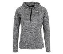Sweatshirt 'Tech Twist 2.0' anthrazit
