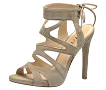 Damen Sandalette beige