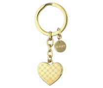 Schlüsselanhänger 'Paladin' gold