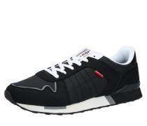 Sneaker 'webb' weiß / schwarz