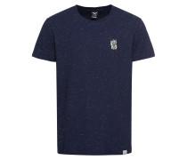 T-Shirt 'On Point Cat Tee' blau