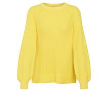 Pullover zitrone