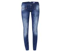 'Pitch' Slim Fit Jeans blue denim