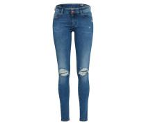 Jeans 'slandy-Low' blue denim