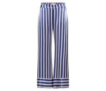 Hose 'avonlea' blau / weiß