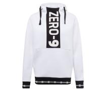 Sweatshirt 'jcorookie' schwarz / weiß