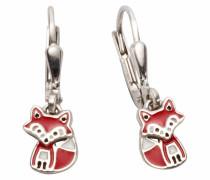 Paar Ohrhaken 'Füchse'