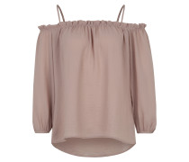 Off Shoulder Top nude