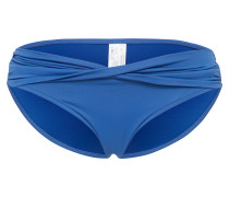 Bikini-Hose 'Twist' royalblau