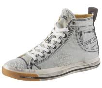 Sneakers 'Exposure' rauchblau / schwarz