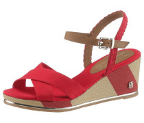 Sandalette 'Estella D' rot