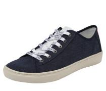 Low Top Sneaker 'light' dunkelblau