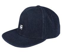 Cap 'Data snapback cap' dunkelblau