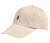 Base-Cap creme / dunkelblau