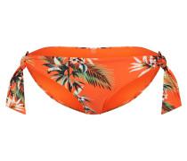 Bikinihose mischfarben / orange