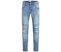 'glenn Jjdust NZ 713' Slim Fit Jeans
