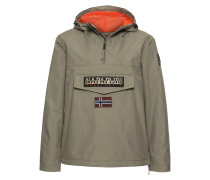 Regenjacke 'rainforest' khaki