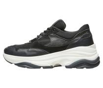 Sneaker 'Gavina' schwarz / weiß