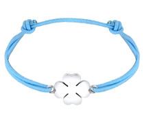 Armband hellblau / silber