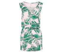Jumpsuit 'Adeli' grün / rosa