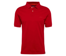 Poloshirt 'classic lite' rot