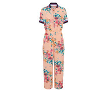 Jumpsuit 'floral Print'