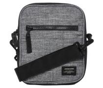 Praktische Tasche grau / schwarz
