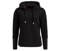 Sweatshirt ' Tessa ' schwarz
