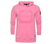 Sweatshirt 'Transire' pink