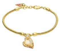 Armband 'ubb71295' gold / rot
