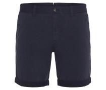 'Nathan' Shorts dunkelblau