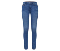 Jeans 'ocs MR Skinny' blue denim