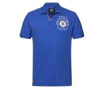 Poloshirt 'St Barth Special Polo' blau
